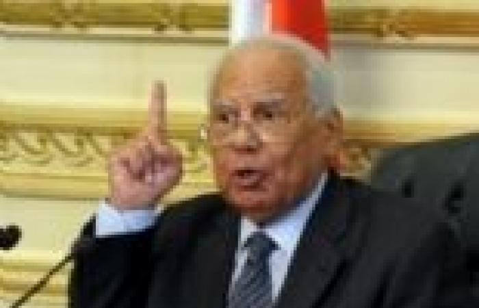"""الببلاوي: البرادعي اعترض على فض اعتصامي """"رابعة"""" و""""النهضة"""" في اجتماع """"الدفاع الوطني"""""""