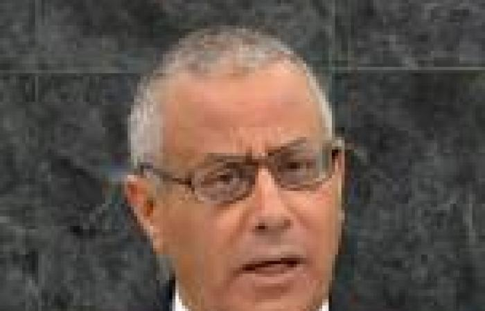 اختطاف هيثم التاجوري آمر سريا الإسناد بمطار طرابلس