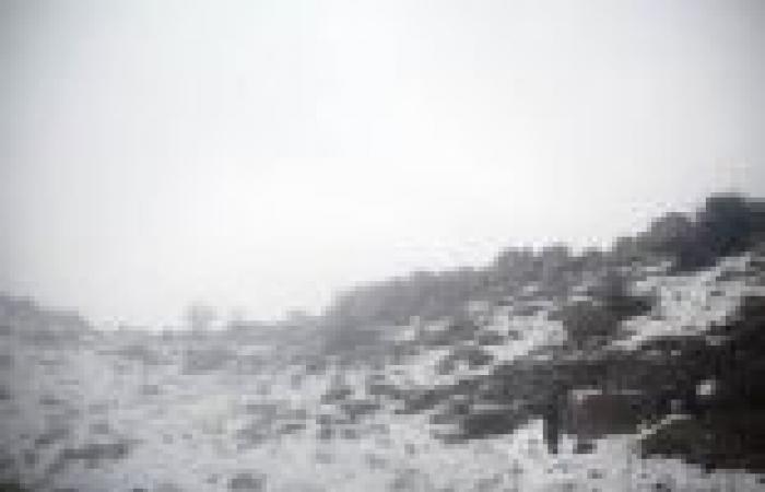 عاصفة تؤدي لتساقط كثيف للثلوج على الغرب الأوسط وشمال شرق الولايات المتحدة