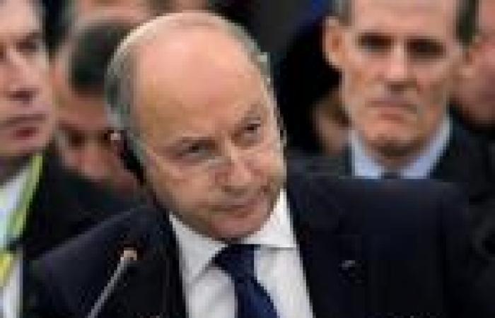 وزير خارجية فرنسا يُعرب عن تشاؤمه بشأن الوضع في سوريا