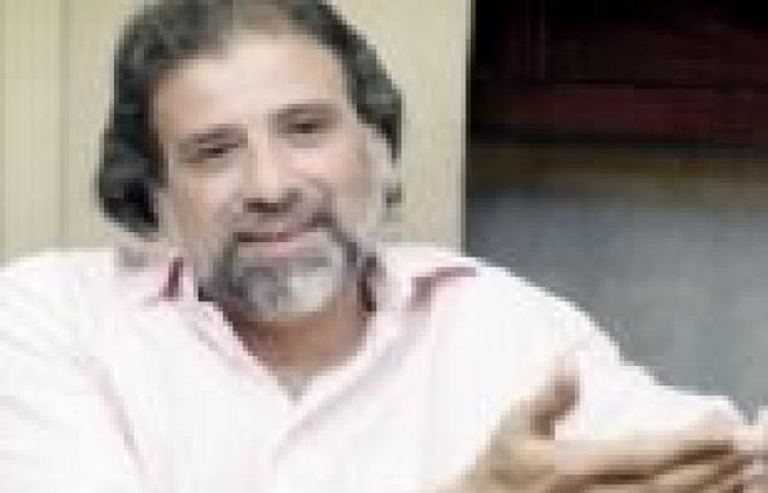 """خالد يوسف: كلمة منصور في الاحتفال بإعلان موعد الاستفتاء كانت """"موفقة"""""""