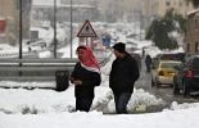 الحكومة الأردنية تقرر تأخير بدء الدوام الرسمي اليوم ثلاث ساعات بسبب الانجماد