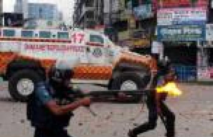 مقتل 34 بنغاليًا في اشتباكات بين «الجماعة الإسلامية» والحكومة في بنجلاديش