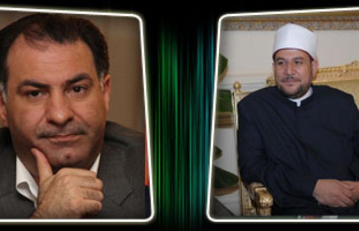 وزير الأوقاف يستقبل الإعلامى محمد فودة لبحث مشكلات المساجد بزفتى