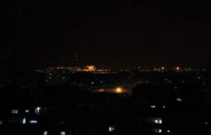 انقطاع التيار الكهربائى عن مدينة السباعية بأسوان بسبب تمزق الكابلات