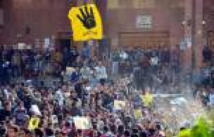 «الداخلية»: متظاهرون «إخوان» طاردوا سائق سيارة بالمنصورة.. واعتدوا عليه بـ«أسلحة بيضاء»