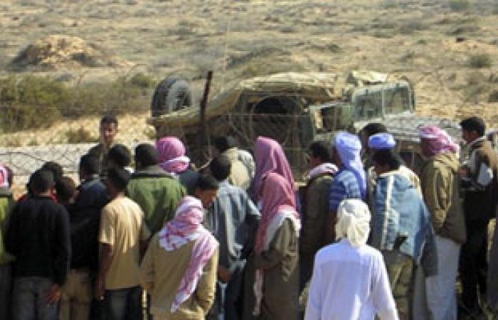 شباب أوربيون يلتقون مسئولى جمعيتين أهليتين بشرم الشيخ