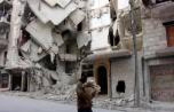وفاة طبيب بريطاني «متطوع» في أحد السجون السورية