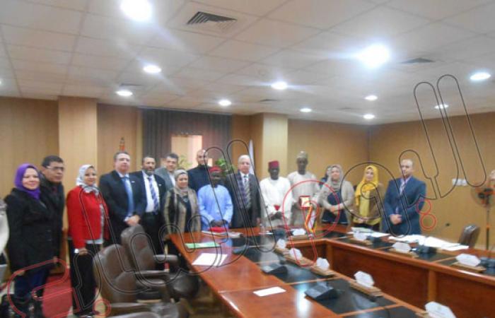 جامعة المنصورة توقع بروتوكول تعاون مع ولاية كانو بنيجيريا