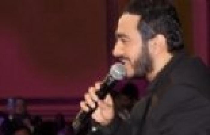 تامر حسني: أحرص على تقديم الثقافة الشرقية عند الغناء مع فنانين أجانب