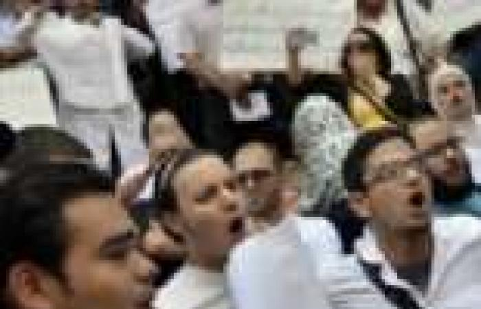 """عضو """"تأسيسي أطباء دمياط"""": نسبة الإضراب اقتربت من 100% بمستشفيات المحافظة"""