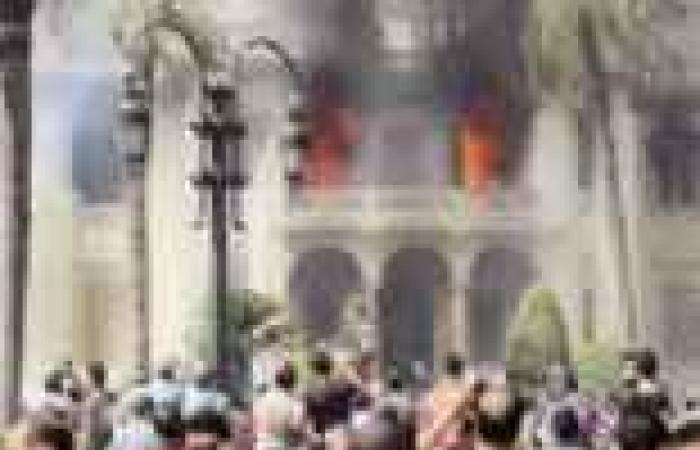 """بعد 5 أشهر من حرقه على يد الإخوان.. """"تنفيذي الجيزة"""" ينعقد في قاعة المجلس بديوان المحافظة"""