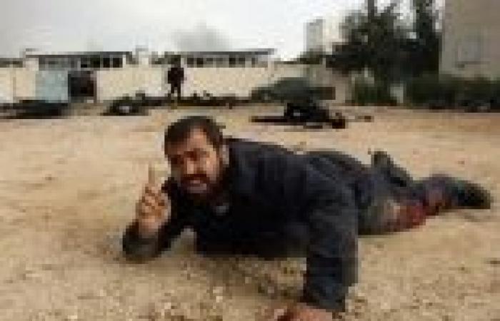 إصابة شاب فلسطيني بنيران جيش الاحتلال شمال قطاع غزة