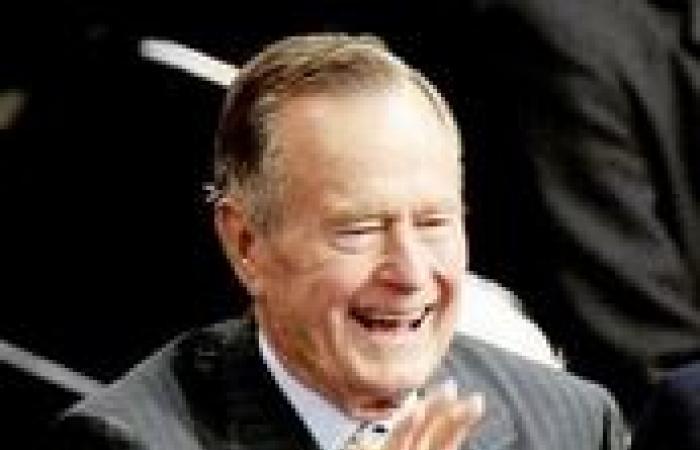 متحدث: حالة زوجة «بوش» الأب الصحية تتحسن وتتطلع للعودة إلى كلابها وزوجها