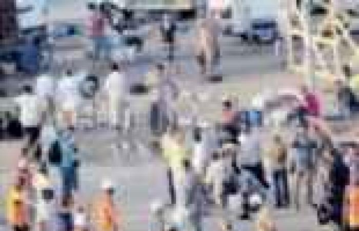"""إصابة عشرات المواطنين في اشتباكات الشرطة و""""الإخوان"""" بـ""""الألف مسكن"""""""