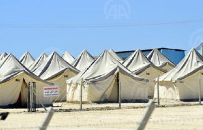 وقفة احتجاجية بالأردن تدعو لإنهاء حصار مخيم اليرموك بسوريا