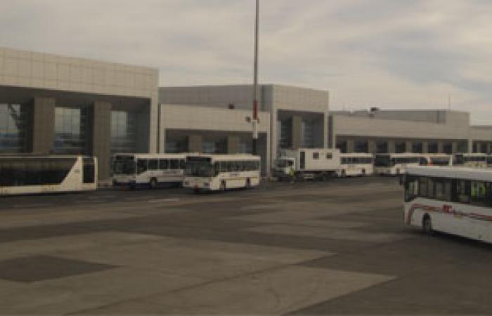 مطار الغردقة يستقبل 10 آلاف سائح على متن 69 طائرة