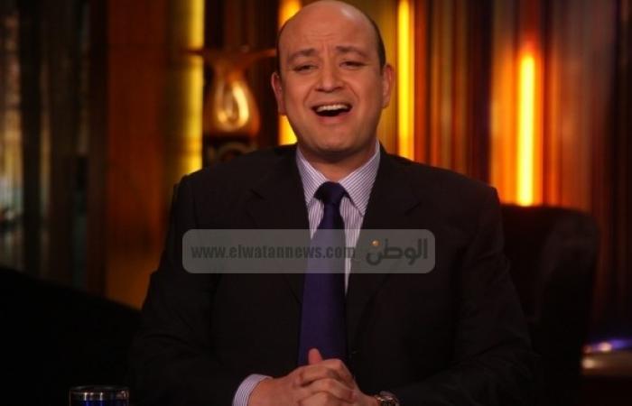 """عمرو أديب: """"الوطن"""" صاحبة الانفراد بخبر ترشح السيسي للرئاسة"""