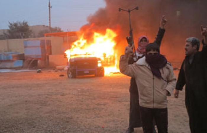 """محافظ الأنبار يعلن مقتل 25 من مقاتلى """"داعش"""" شمالى مدينة الرمادى"""