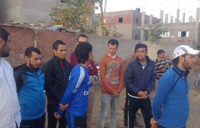 """بالصور.. """"النور"""" بكفر الشيخ ينظم دورة كرة قدم ببلطيم"""