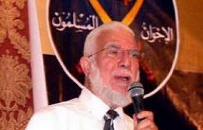 نائب مرشد «الإخوان» يدعو من لندن لـ«إحياء المشروع الإسلامي»
