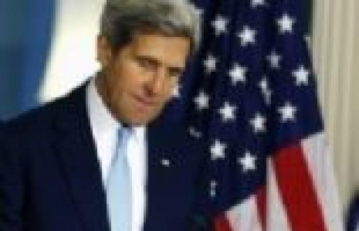كيري: أي اتفاق سلام بين إسرائيل والفلسطينيين سيحسن ويعزز أمن الجانبين