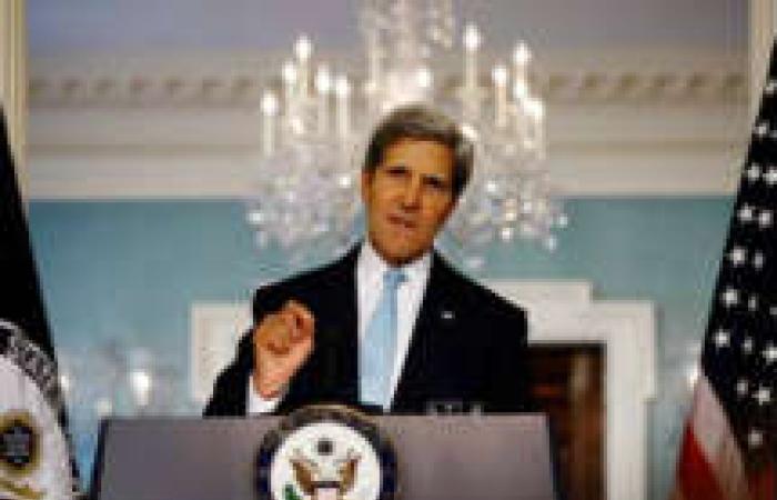 «كيري» يصل الأردن في زيارة قصيرة لبحث مفاوضات السلام