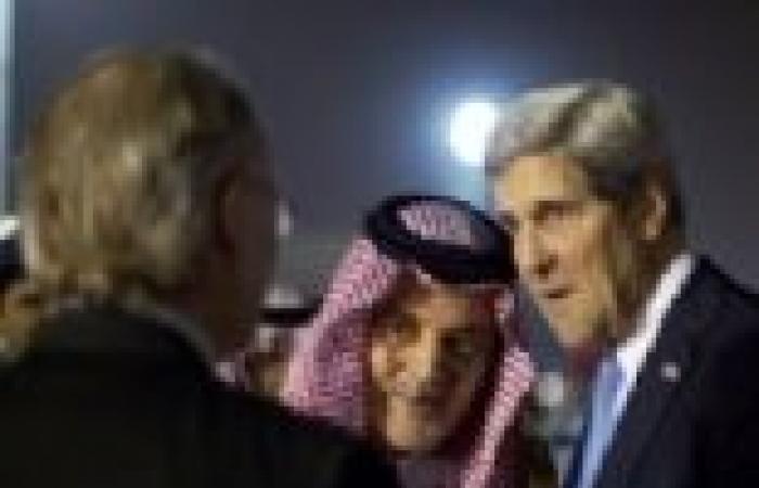 """كيري يعلن ترحيب واشنطن بمشاركة إيران في مؤتمر """"جنيف-2"""""""