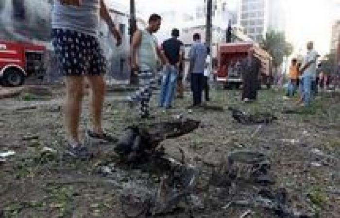 مقتل شرطي ليبي وإصابة آخر إثر انفجار بإحدى المحاكم في بنغازي
