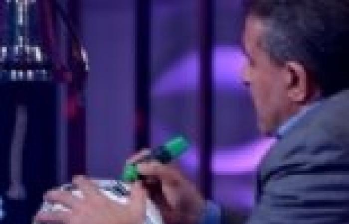 """طاهر أبوزيد ضيف """"النيل للأخبار"""".. اليوم"""