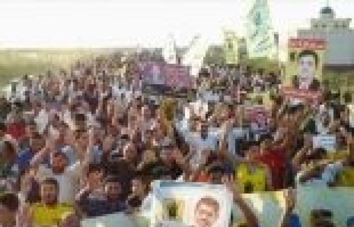 """الإخوان يحتشدون أمام محكمة مرسي غدا.. وأعضاؤها يحاصرون منزل قاضي """"وادي النطرون"""""""