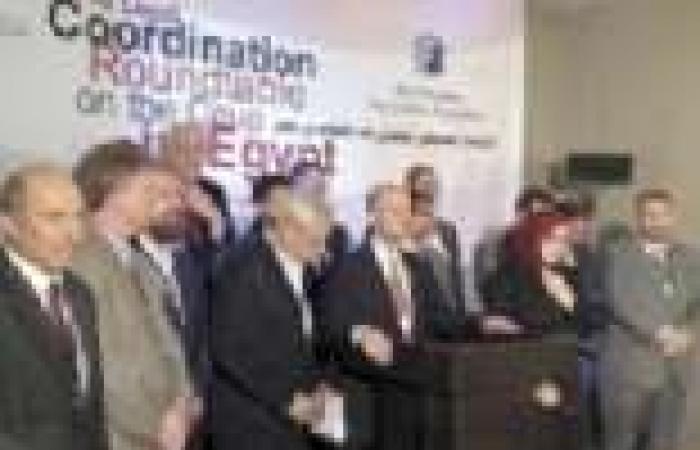 """""""دولي الإخوان"""" يعقد مؤتمرا في لندن ضد """"منصور"""" و""""السيسي"""""""