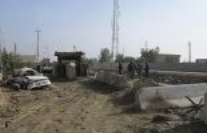 مقتل وإصابة ثلاثة جنود عراقيين إثر انفجار عبوة ناسفة جنوبي بغداد