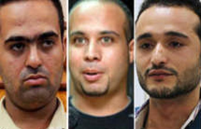 «6 أبريل»: «دومة وماهر وعادل» يعانون ظروفًا قاسية بالسجن