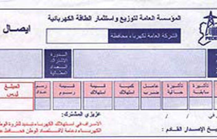 """""""كهرباء القاهرة"""" تتعاقد مع شركة خاصة لسداد الفواتير عن طريق الإنترنت"""