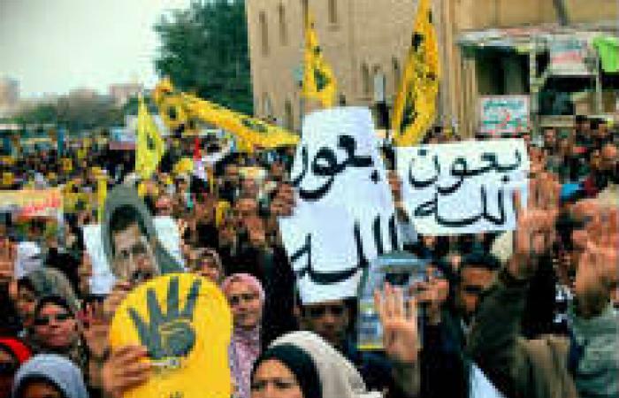 «الإخوان» تضع جدول مظاهرات ضد السلطة حتى 25 يناير 2015