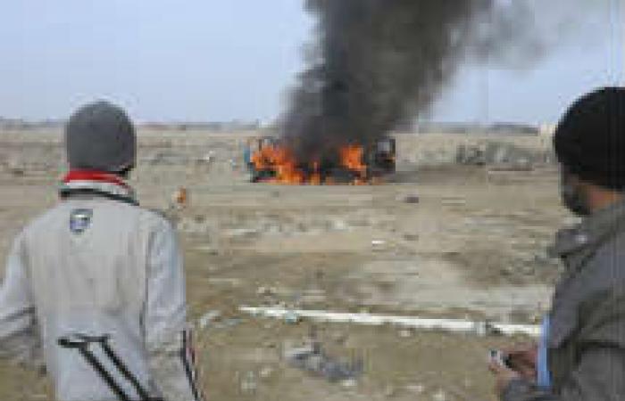 مقتل وإصابة 10 من عناصر «داعش» في قصف جوي شرق الرمادي
