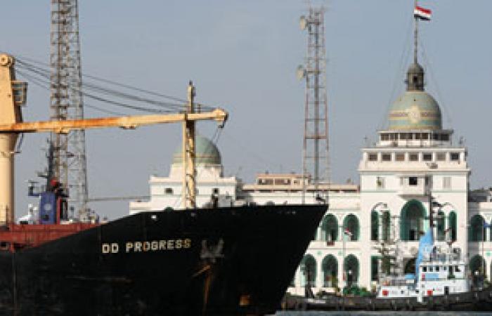 موانئ بورسعيد تحقق 512 مليون جنيه زيادة فى إيراداتها السنوية