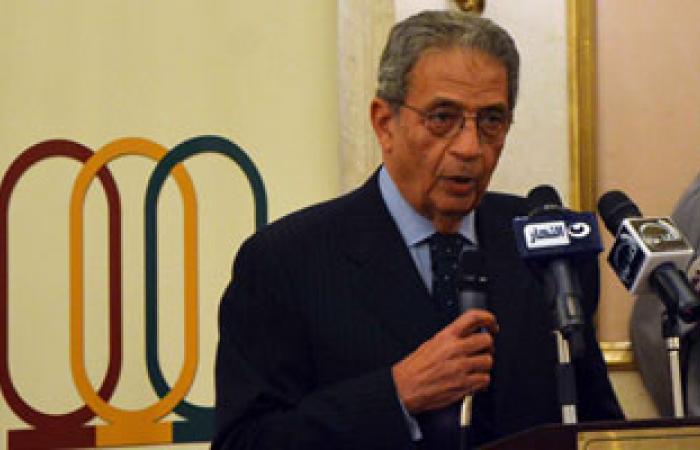 بدء مؤتمر الدستور باتحاد الصناعات فى غياب عمرو موسى