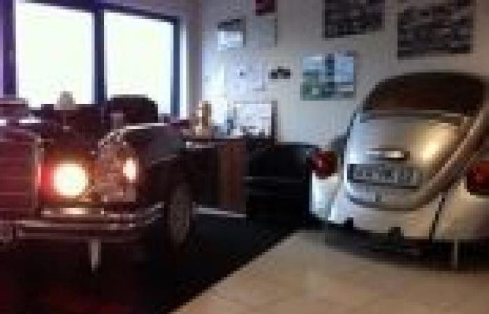 بالصور| كيف تسكن سيارتك في أركان بيتك