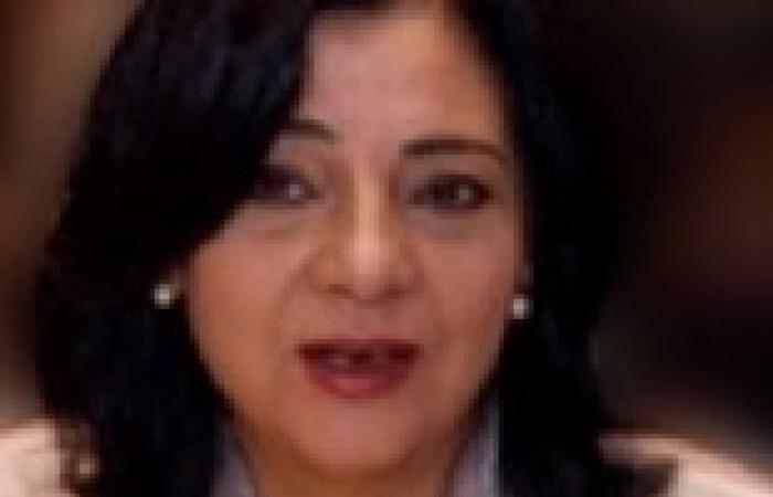وزيرة الإعلام تدعو المواطنين للمشاركة فى الاستفتاء على الدستور