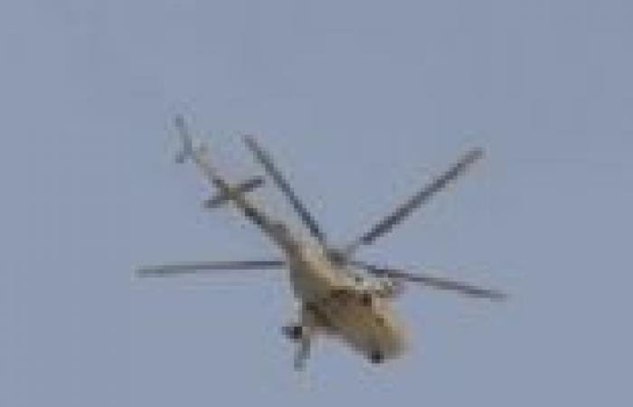 """عاجل  مصدر: سقوط طائرة حربية في سيناء بسبب عطل في """"المروحة"""".. ولا صحة لاستهدافها بـ""""صاروخ"""""""