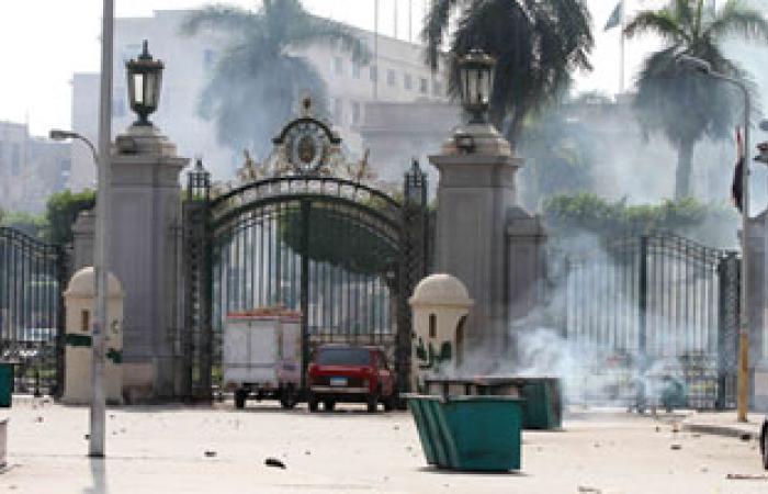 قصر الفرنساوى: استقبلنا 4 إصابات بخرطوش بينهم طالبتان بهندسة القاهرة