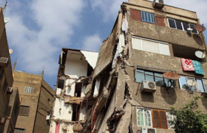 محافظ القاهرة: وحدات استضافة للمتضررين من عقار مدينة نصر المنهار