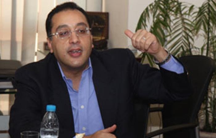 غدًا.. وزير الإسكان يتفقد مشروعات المياه والصرف بحلوان
