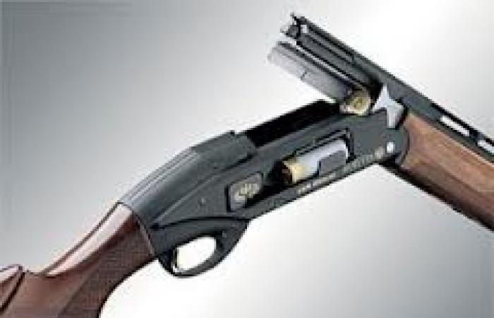 ضبط بندقية خرطوش بحوزة سائق سيارة بدون لوحات بمطروح
