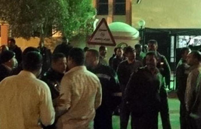 الضابط المسحول بأحداث مطاى للعاشرة مساء:ربنا جبلى حقى النهاردة