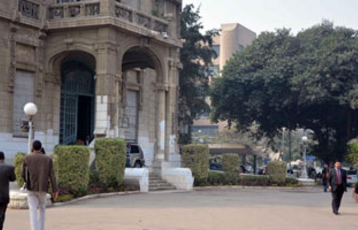 انتظام الدراسة بجامعة عين شمس وسط غياب تظاهرات طلاب الإخوان