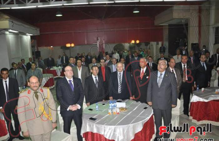 بالصور.. المركز الثقافى المصرى بالسعودية يحتفل بذكرى تحرير سيناء