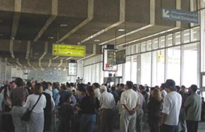 مطار القاهرة يستقبل وزير خارجية موريتانيا